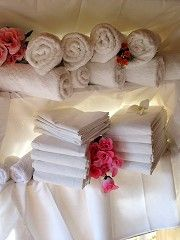 Linen hire and laundry service for your hotels and restaurants