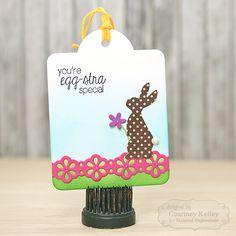 You're Egg-stra Special Tag - Scrapbook.com - Adorable Easter tag!
