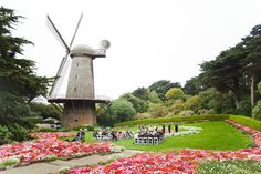 Golden Gate Park wedding!
