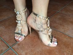 #shoes and #jewels a