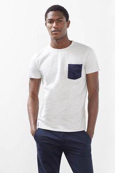 Esprit Online-Shop - Esprit T-shirts voor heren kopen in de online shop