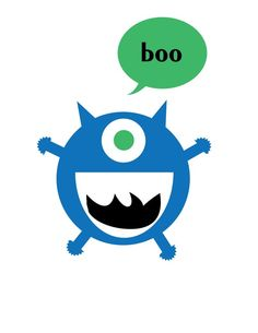 If there ever is a sequel to Monsters Inc. this can be Mike's brother