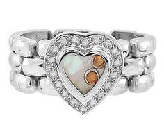 .35 Carat Adon Citrine & Diamond Ring