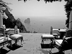 Villa La Capria in Capri.