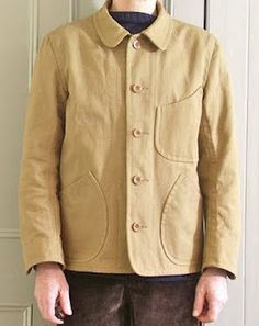 George jacket from Old Town, Holt, Norfolk |