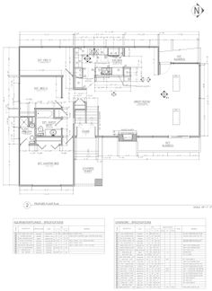 11 Best Construction Document Floor Plans Images Construction