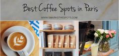 Discover Paris' best coffee spots through the eyes (and palate) of a local coffee aficionado!