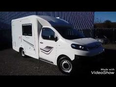 66fa471bbc Brand New (Part 1 of 2) Nu Rio 2017 from Nu Venture Motorhomes based on the  Citroen Dispatch