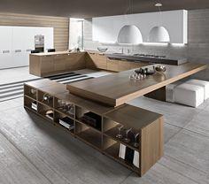 Kitchen by PT Sogno Italiano