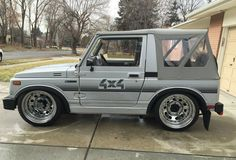 1985 Suzuki Samurai SJ410