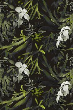 January print  Colourway 2 © Louise Jones