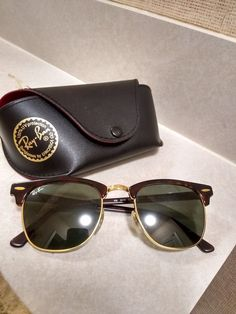 35b48c29eb98 Ray Ban Clubmaster Sunglasses  fashion  clothing  shoes  accessories   unisexclothingshoesaccs  unisexaccessories