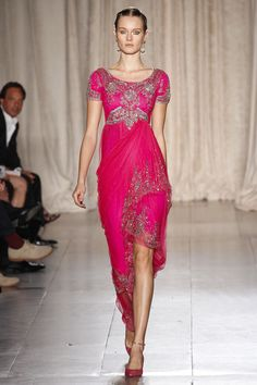 Marchesa Spring 2013 Ready-to-Wear Fashion Show