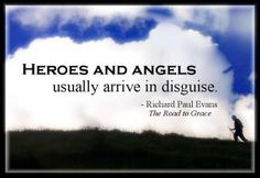 Heroes and Angels...  The Road to Grace    Richard Paul Evans