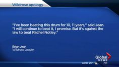 Wildrose leader Brian Jean apologized twice after making a joke about beating Premier Rachel Notley at a town hall forum in Fort McMurray.