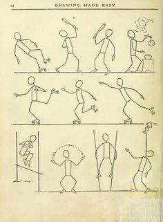 """Today's Drawing Class Featuring lessons from the 1921 vintage book """"Drawing made easy : a helpful book for young artists"""" by E Lutz Book Drawing, Gesture Drawing, Drawing Lessons, Drawing Techniques, Drawing For Kids, Drawing Sketches, Art Lessons, Sketching, Contour Drawings"""