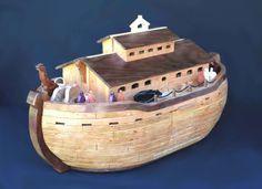 Noah's Ark Plan | WORKSHOP SUPPLY