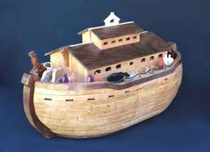ark plans | Noah's Ark Plan Could be the next project if it keeps raining!