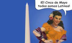 The Washington DC Cinco de Mayo Festival is hosted by the Maru Montero Dance Company.  <Education through dance. Enrichment through culture.>