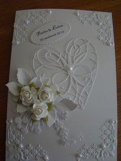 kartka ślubna. (Pin#1: Anniversary/ Weddings).