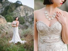 Bridal gown: Enaura Bridal Photography: @nataliefranke
