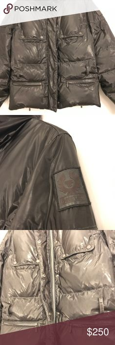 Men's Belstaff down coat Men's Belstaff down jacket doesn't include belt Belstaff Jackets & Coats Puffers