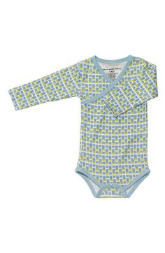 Petunia Pickle Bottom Organic Cotton Long Sleeve Bodysuit (Baby) available at #Nordstrom