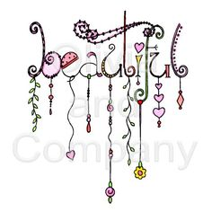 Beautiful Dangles