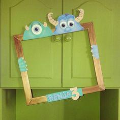Monsters Inc frame