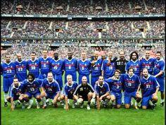 France 98, France Europe, Fabien Barthez, David Trezeguet, Thierry Henry, Team Photos, Football Soccer, Basketball Court, Sports