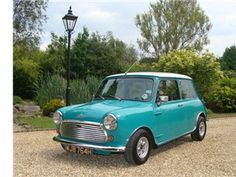 Classic 1970 Mini Cooper S Mk II for sale, Classic car sales