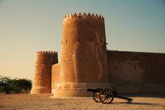 Al Zubara Fort   Flickr - Photo Sharing!