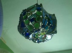 Green lamp tschisti