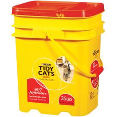 This really helps with your cat just took a stinky crap smell! it last a long time too due to its clumping power!