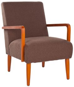 Hidalgo Armchair, Walnut