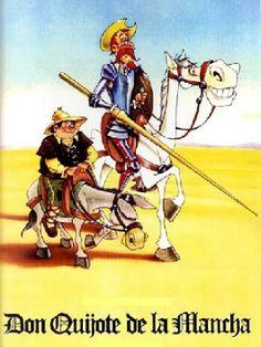 Don Quijote en comic