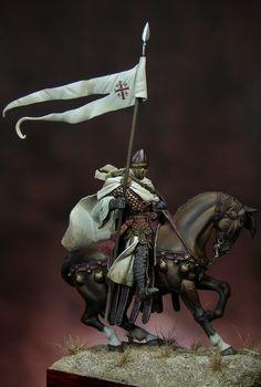 Knight of Jerusalem by ER miniatures