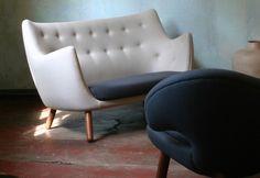 Poets Sofa | Finn Juhl | My favorite sofa