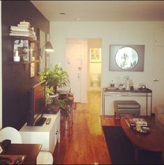 Martin's Midtown Oasis — Small Cool Contest | Apartment Therapy