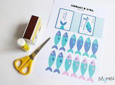 Lunananie13: DIY de Pâques et poissons d' Avril