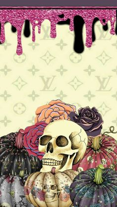 Holiday Wallpaper, Halloween Wallpaper, Iphone Wallpaper, Couple Art, Couple Ideas, Decoupage, Background Pictures, Gothic Art, Skull Art