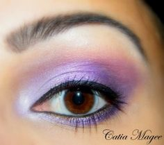 Purple Passion Eyes!