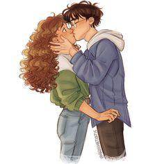 Sassy Harry Potter, Harmony Harry Potter, Harry Potter Feels, Harry Potter Ships, Harry James Potter, Harry Potter Universal, Harry Potter World, Hermione Granger, Harry E Hermione