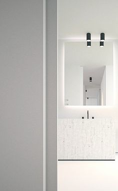 Bathroom by AD Office.