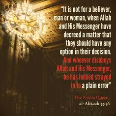 Quality of a believer