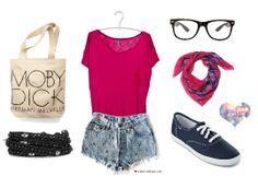 Y. A. Q. - Blog de moda, inspiración y tendencias: [Y ahora qué me pongo con] Una camiseta fucsia