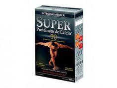 Super Proteinato de Cálcio P90 300 gramas - Integralmédica com as melhores condições você encontra no Magazine…