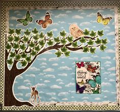 Give your classroom style that inspires with creative bulletin board displays. Display Boards For School, Back To School Bulletin Boards, School Displays, Classroom Displays, Bulletin Board Tree, Creative Bulletin Boards, Classroom Tree, School Classroom, Woodland Animals Theme