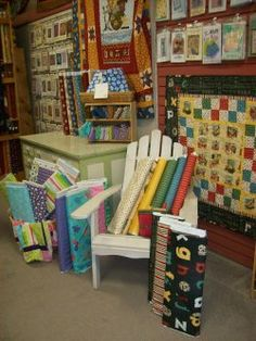 Quilted Treasures of Rogers in - you guessed it, Rogers, Minnesota ... : quilt shop rogers mn - Adamdwight.com