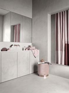 H&M Home Shades of pink - via Coco Lapine Design blog